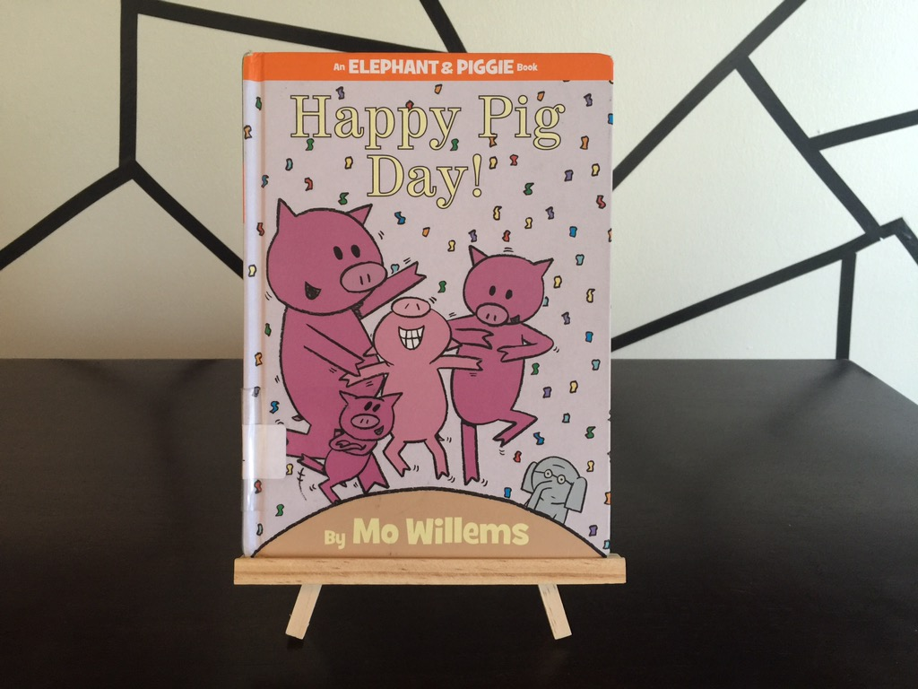 Happy Pig Day Book 3