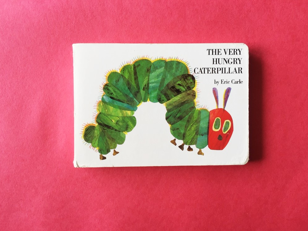 Storytime Giants: The Very Hungry Caterpillar (Big Book ... |Hungry Caterpillar Book