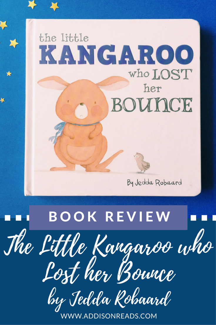 The Little Kangaroo Who Lost her Bounce is a silly little lift the flap book, that actually taught me (Mama Munoz) something I didn't know about kangaroos! @addisonreads --- www.addisonreads.com
