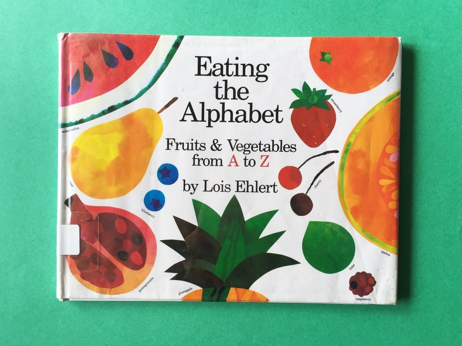 Eating The Alphabet Book 2