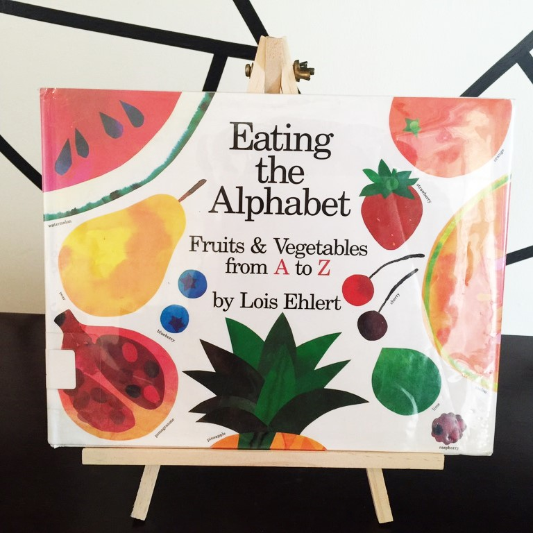 Eating the Alphabet Book 5