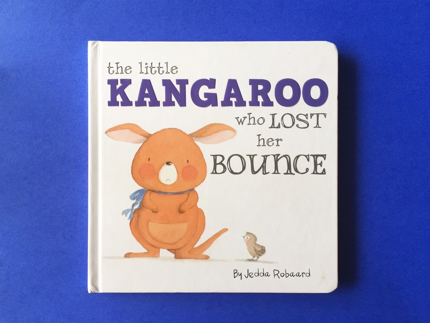 The Little Kangaroo Who Lost Her Bounce