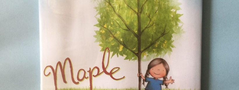Maple by Lori Nichols review on AddisonReads.com @addisonreads