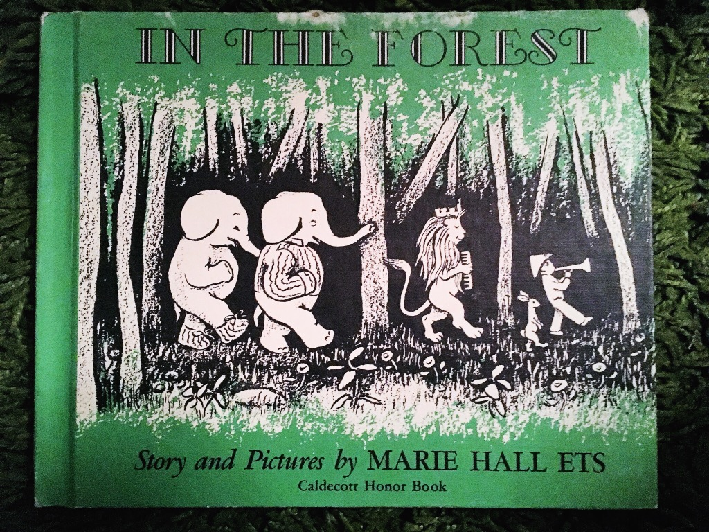 In the Forest Book Review on Addison Reads @addisonreads -- www.addisonreads.com