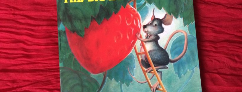 The Little Mouse, The Red Ripe Strawberry and the Big Hungry Bear is a book that can teach your children about both deceitfulness and sharing! @addisonreads www.addisonreads.com