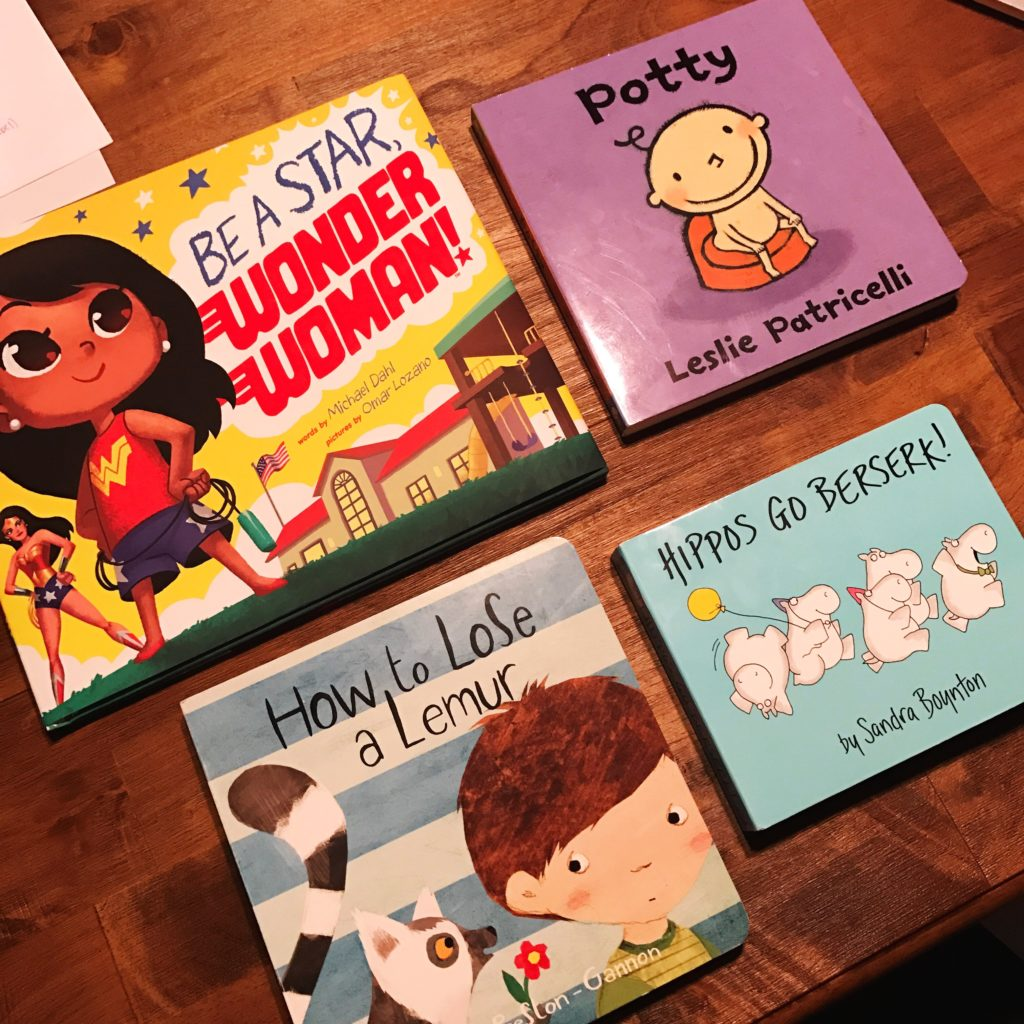 Reads and Things Sunday #7, Tantrums, Desks, Books & Stickers | addisonreads.com | @addisonreads