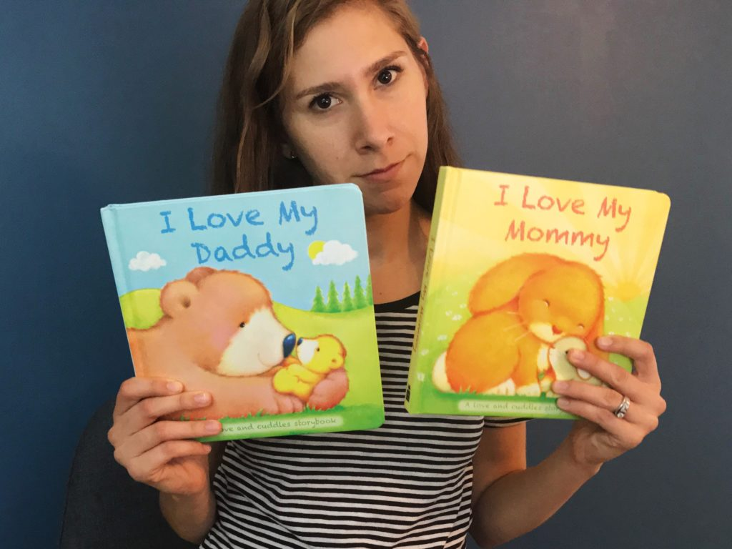Value Modern Parenting Roles? Beware of these 2 deceitful children's books. A deep analysis of the books, I Love My Mommy and I Love My Daddy and how parents are *so much more* @addisonreads | www.addisonreads.com