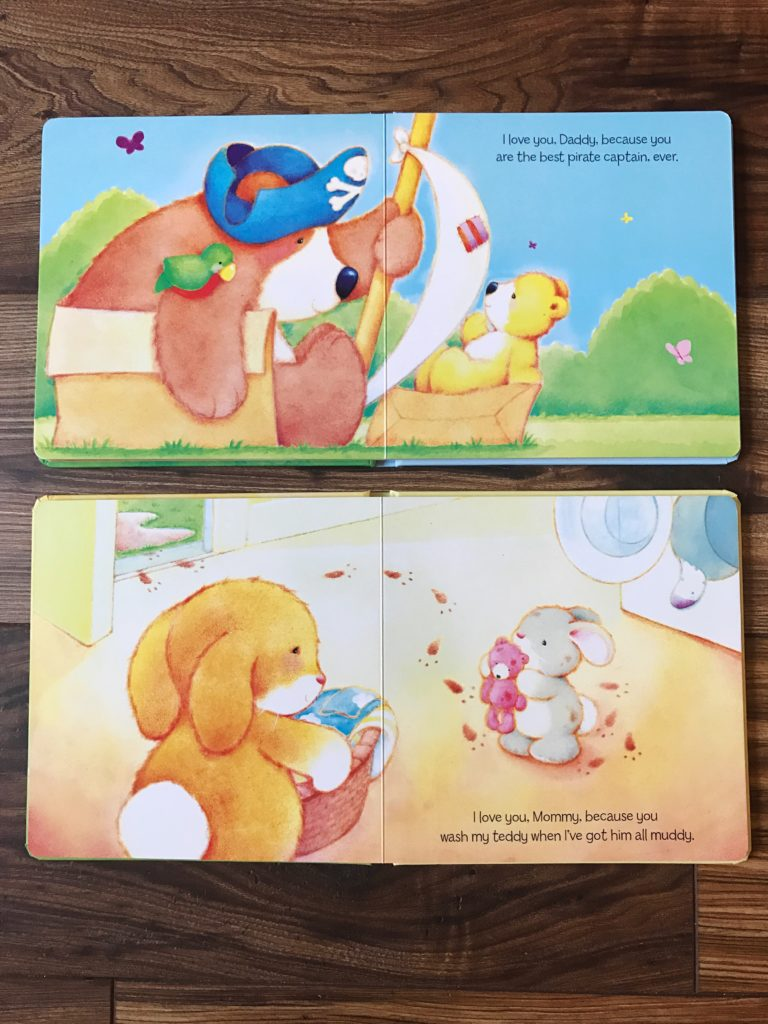 Value Modern Parenting Roles? Beware of these 2 deceitful children's books. A deep analysis of the books, I Love My Mommy and I Love My Daddy and how parents are *so much more* @addisonreads   www.addisonreads.com
