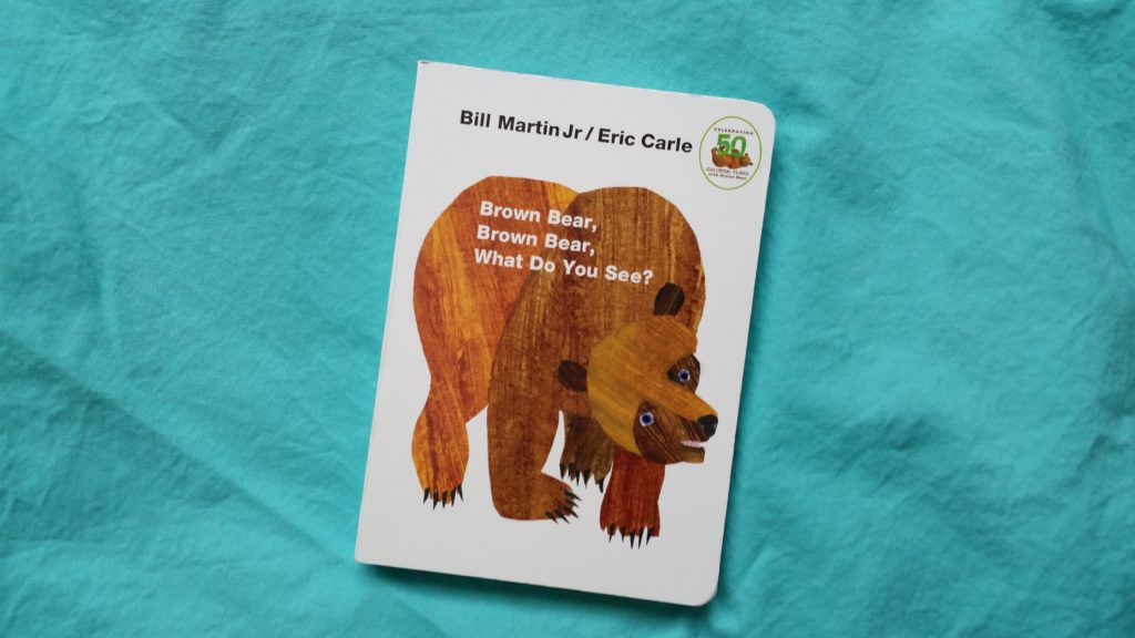 Brown Bear, Brown Bear, What Do You See | Guest Book Review by Pam Hodges | @addisonrads | www.addisonreads.com