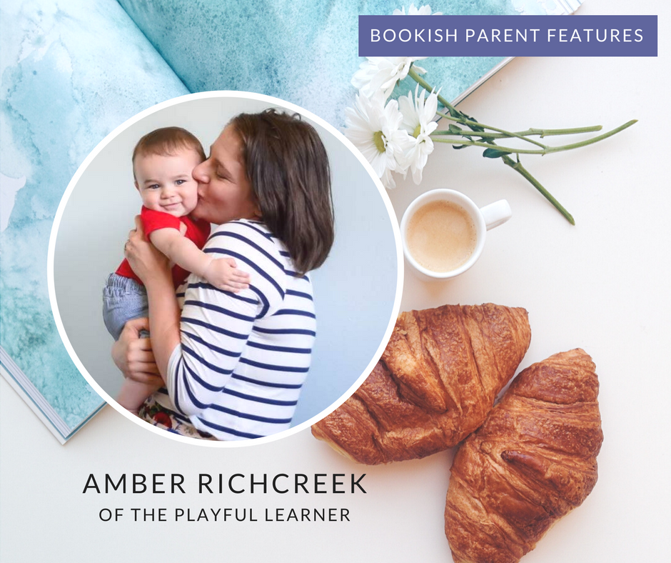 Amber Richcreek #BookishParentFeatures | @addisonreads