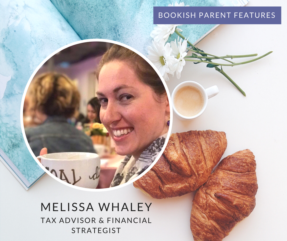 Bookish Parent Features: Melissa Whaley