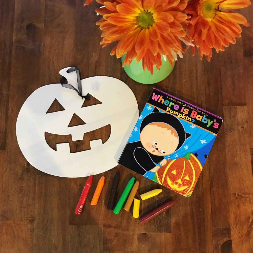 Parent With Literature: Using the book Where is Baby's Pumpkin by Karen Katz to teach your children about curiosity, creativity, practicing memorizing skills, and seasonal recognition. Halloween children's books. Intentional bookshelf. Kid's literature fall.