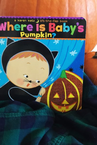 Parent With Literature: Using the book Where is Baby's Pumpkin? by Karen Katz to teach your children about curiosity, creativity, practicing memorizing skills, and seasonal recognition. Halloween children's books. Intentional bookshelf. Kid's literature fall.