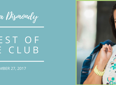 Maria Dismondy: Get To Know This Intentional Book Club Guest