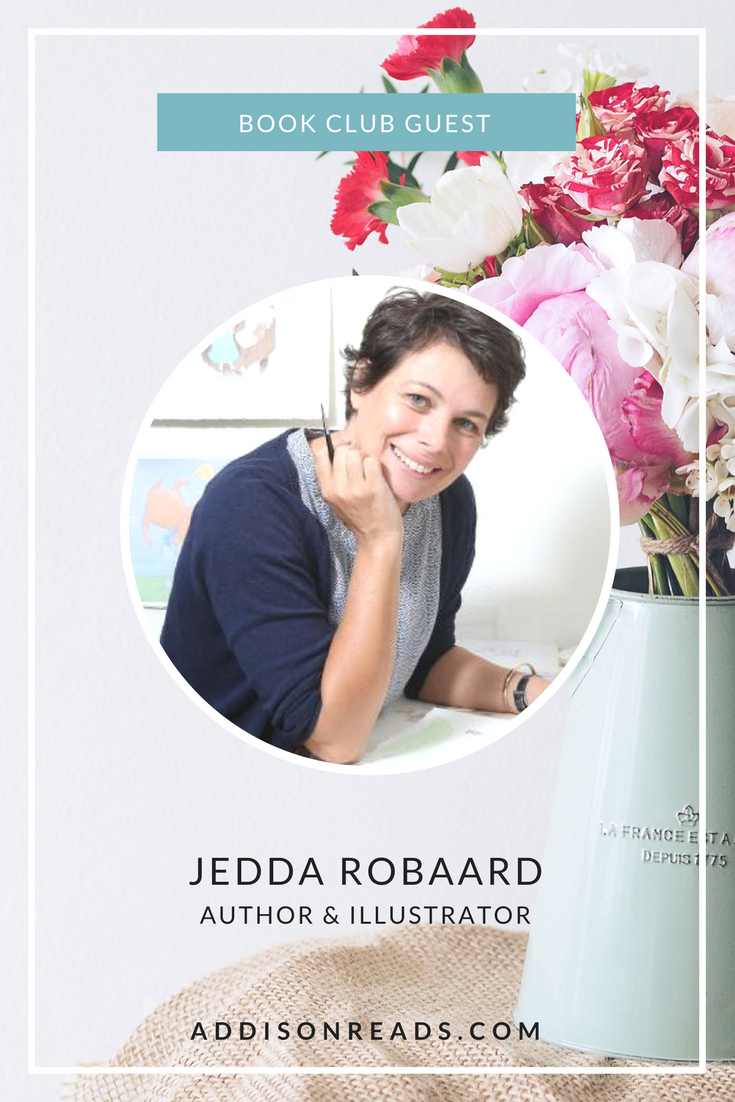 Jedda Robaard was a guest of The Intentional Book Club - catch a sneak peek of the full interview & sign up for the rest! Children's Books with Morals | Best Childrens Books Toddler | Best Children's Books Baby | Best Children's Books of All Time | Children's Author for Kids www.addisonreads.com