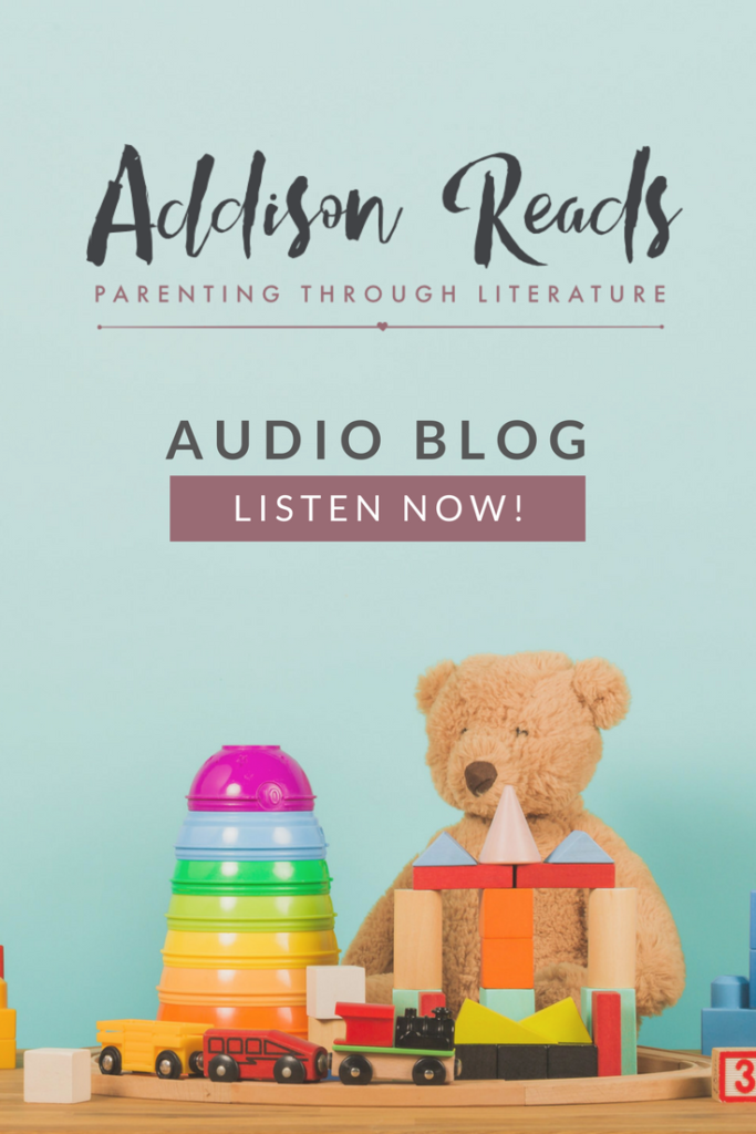 Encouragement & practical tips for purposeful parents looking to build an intentional bookshelf and parent through literature through the Addison Reads Audio Blog. @addisonreadsdiyjustcuz | Reading goal setting | Reading goal for kids | Kindergarten reading goal | Reading goal bulletin board | Reading log for kids | Reading goal tracking | 2018 Goals