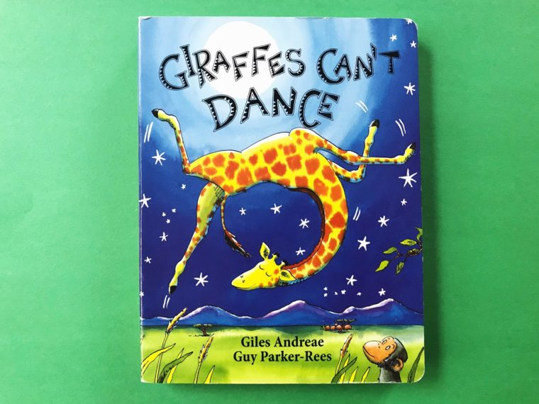 Giraffes Can't Dance | A Children's Book About Self Love & The Power of Music