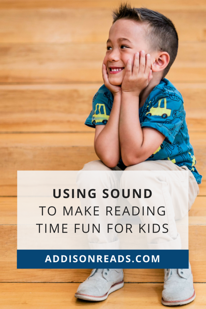 There is so much value in a reading session with your kids - both from a learning and a connection perspective. In order to gain even more out of this time, you can use sound to make reading fun for kids and the reading experience much more exciting. Make Reading Fun for Kids Ideas | Make Reading Fun for Kids Picture Books | Make Reading Fun for Kids Children | Make Reading Fun for Kids Teachers | Make Reading Fun for Kids Activities