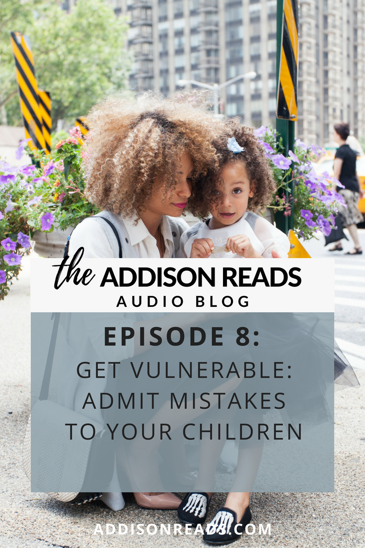 Admitting Mistakes to my Child is never easy, but the truth is we end up becoming much closer when I am vulnerable and I show her that perfectionism is not the goal. How to be a Calm Mom | Admitting Mistakes | Growth Mindset Bulletin Board | Growth Mindset Quotes | Intentional Parenting