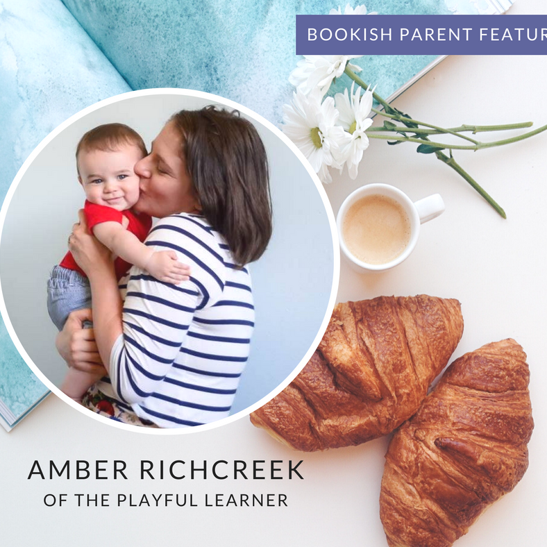 Amber Richcreek #BookishParentFeatures