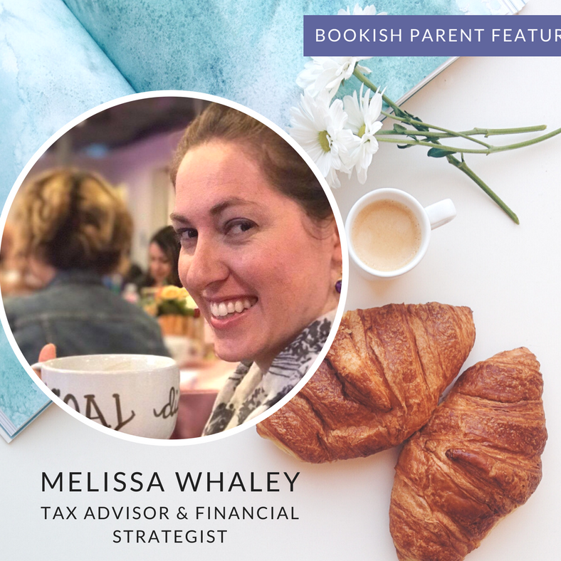 Melissa Whaley #BookishParentFeatures - @addisonreads